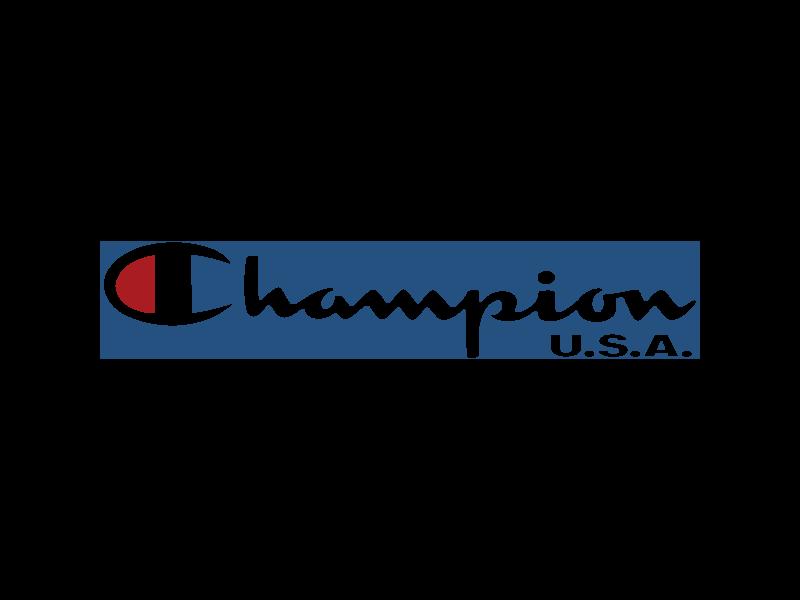 Champion USA Logo PNG Transparent & SVG Vector - Freebie ...
