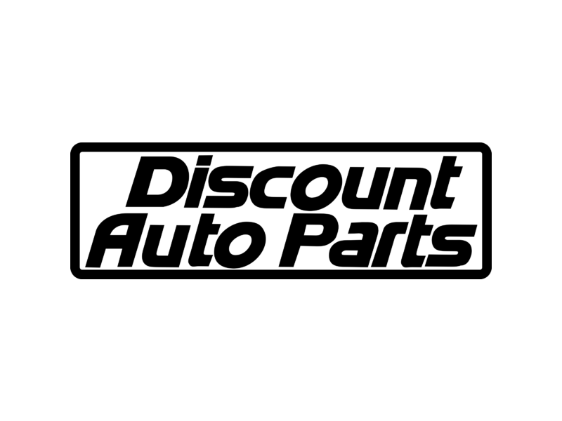 Discount Auto Parts Logo Png Transparent Svg Vector Freebie Supply