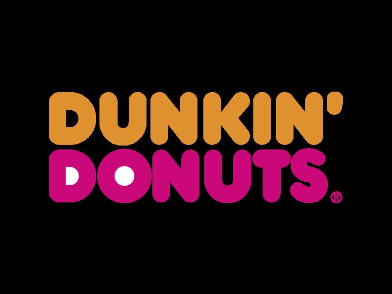 dunkin donuts logo png transparent amp svg vector freebie