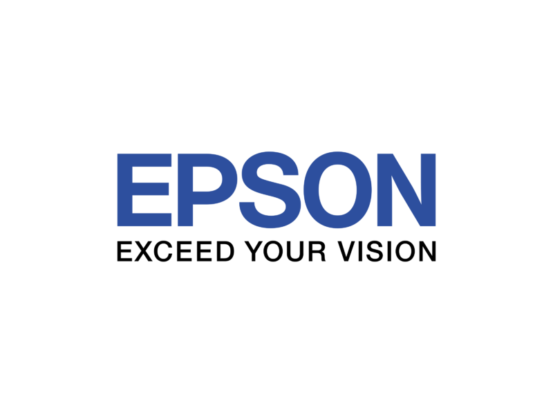 Epson Logo PNG Transparent & SVG Vector - Freebie Supply