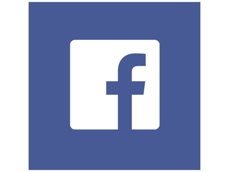 Facebook Icon White Logo PNG Transparent & SVG Vector