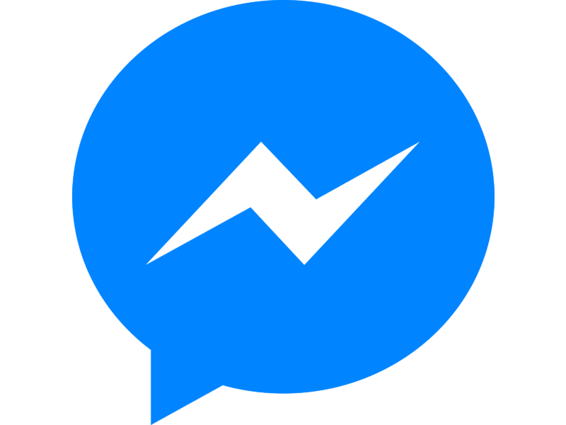 Facebook Messenger Logo PNG Transparent & SVG Vector ...