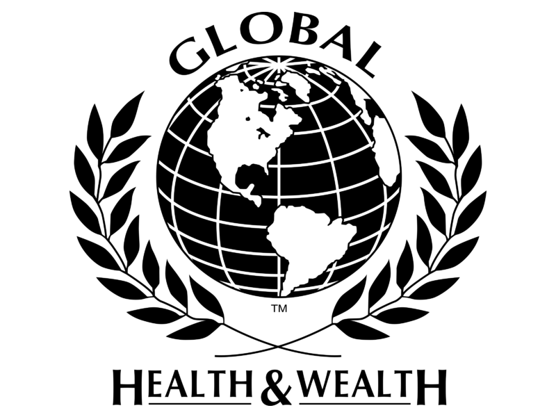 Global Health And Wealth Logo PNG Transparent & SVG Vector ...