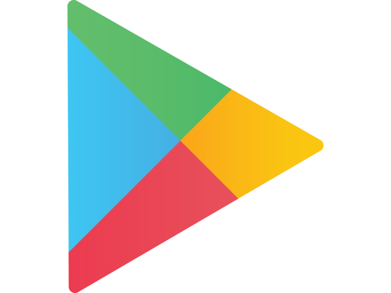 Google Play Store Logo PNG Transparent & SVG Vector