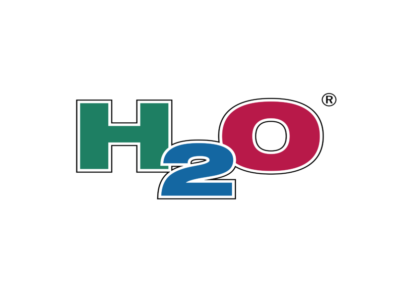 H2O Logo PNG Transparent & SVG Vector - Freebie Supply H2o Wireless Logo Png