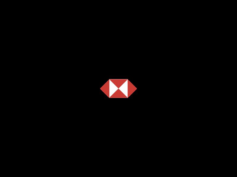 HSBC Logo PNG Transparent SVG Vector
