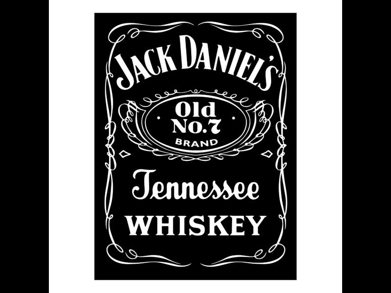 Jack Daniel's Logo PNG Transparent & SVG Vector - Freebie ...
