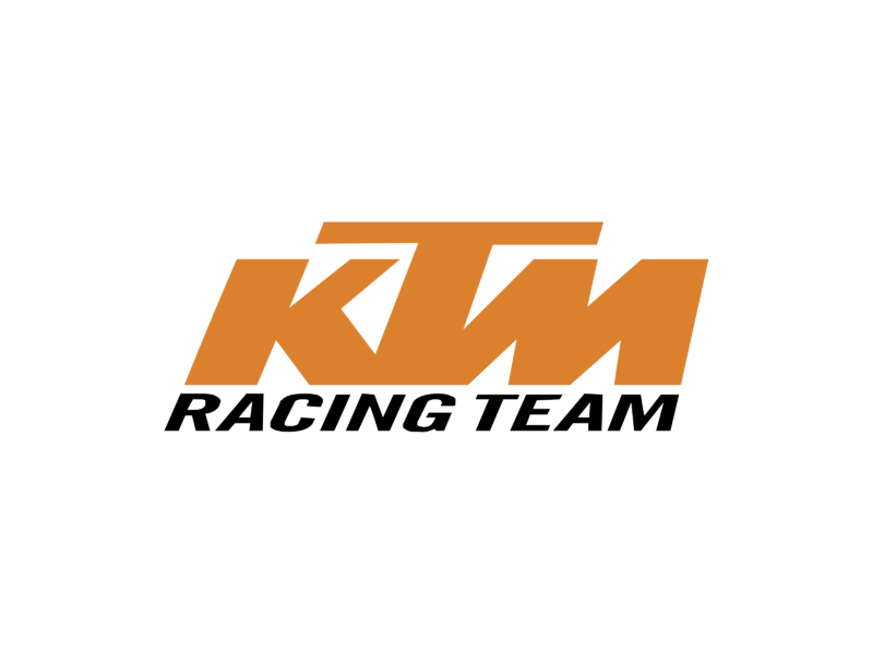 KTM Racing Team Logo PNG Transparent & SVG Vector ...