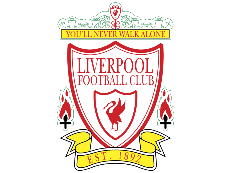 Liverpool FC Logo PNG Transparent & SVG Vector