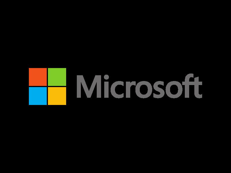 Microsoft Logo PNG Transparent & SVG Vector - Freebie Supply