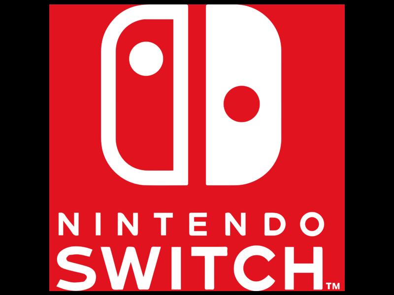 Nintendo Switch Logo PNG Transparent & SVG Vector ...