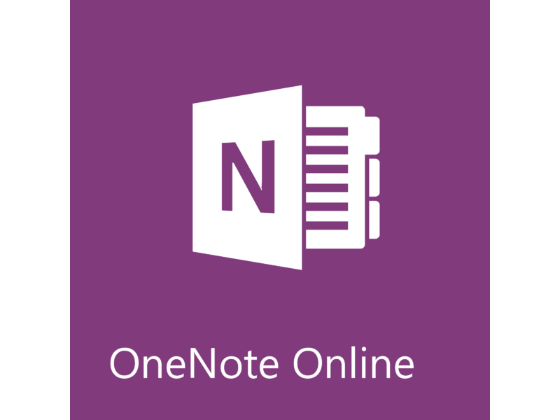 OneNote Online Logo PNG Transparent & SVG Vector