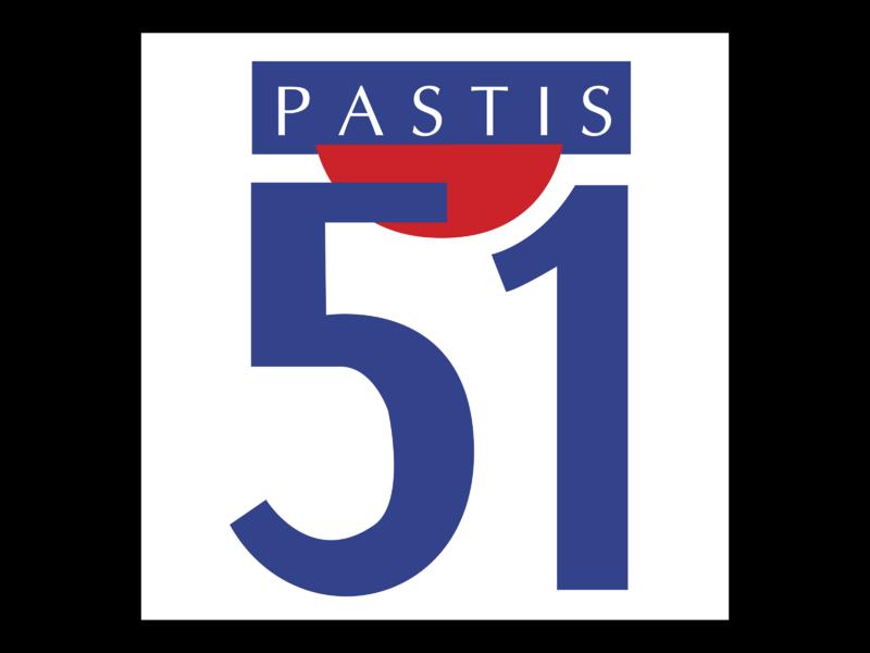 Pastis 51 Logo PNG Transparent & SVG Vector