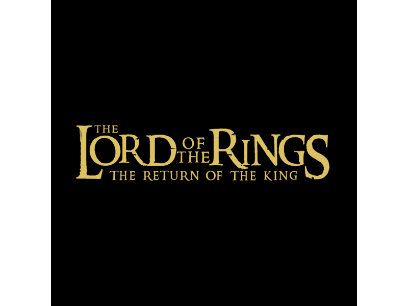 The Lord Of The Rings Logo PNG Transparent & SVG Vector ...