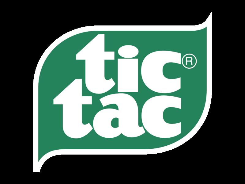 Tic Tac Logo PNG Transparent & SVG Vector - Freebie Supply