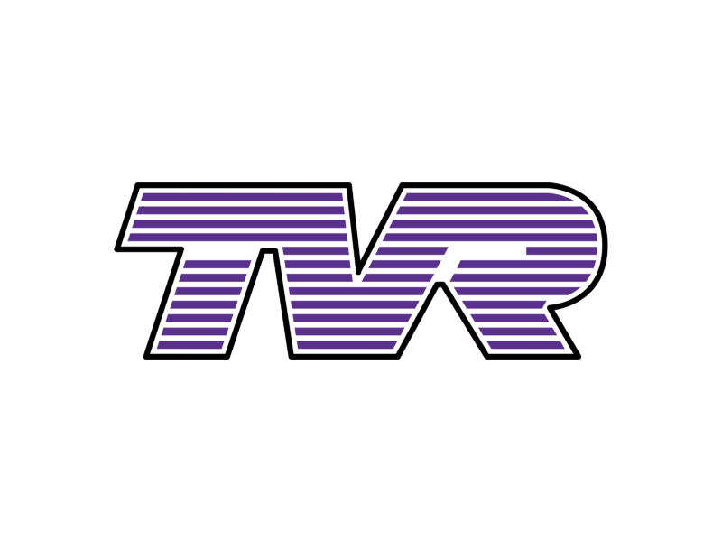 TVR Logo PNG Transparent & SVG Vector - Freebie Supply