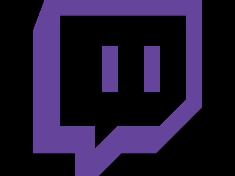Twitch purple Logo PNG Transparent & SVG Vector - Freebie ...