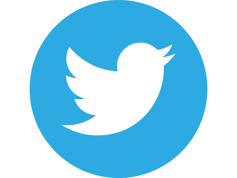 Twitter Icon Logo PNG Transparent & SVG Vector