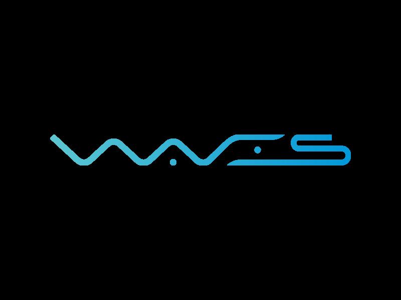 Waves Logo PNG Transparent & SVG Vector - Freebie Supply