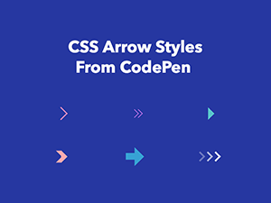 CSS Arrows From CodePen